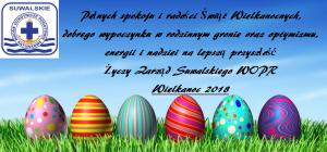 Życzenia Wielkanocne SuWOPR 2018