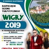 Otwarcie Sezonu Turystycznego Wigry 2019