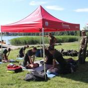 Szkolenie żołnierzy OT